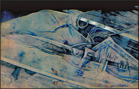 Glenn Bautista - Abstraction6 1985