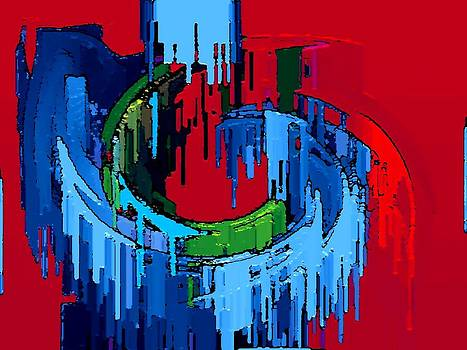Abstracto 89478947894800 by Rod Saavedra-Ferrere