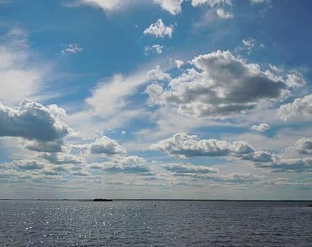 Across the Bay by Ann Kinney