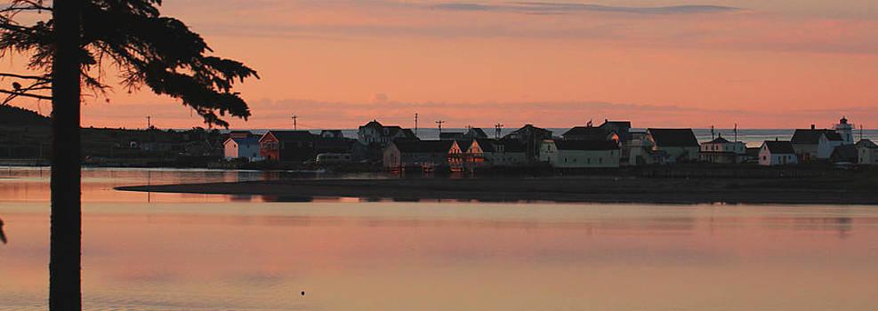Across the Bay by Sandi Blood