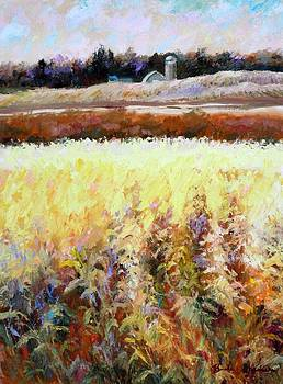 Across The Cornfield by Bonnie Goedecke