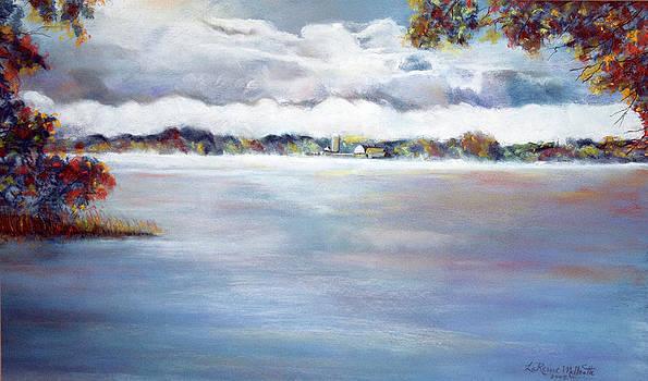 Across the Lake by LaReine McIlrath