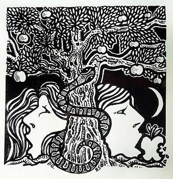Adam and Eve by Ben Gormley