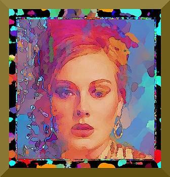 Adele by Rod Saavedra-Ferrere