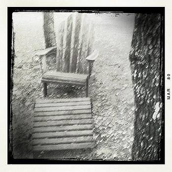 Adirondack Chair by Michael Witzel
