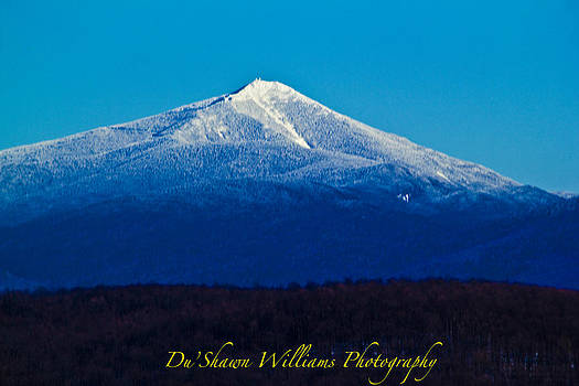 Adirondack View by Dushawn Williams