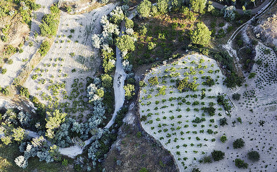 Kantilal Patel - Aerial Cappadocia Farmland