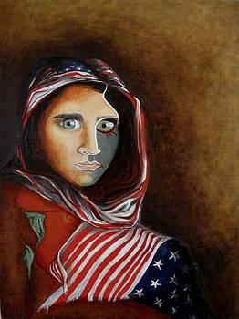Afghangirl revisited by Martin Davis