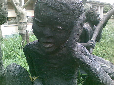 African Child by OKORO  Judith