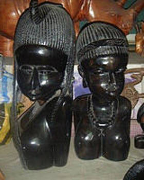 African Craft and Art work by Artman Ship