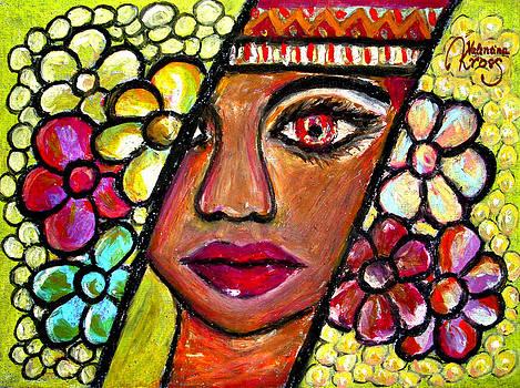 African Girl by Valentina Kross