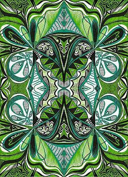 Samar Asamoah - African Green1