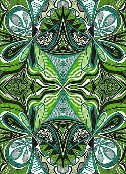 Samar Asamoah - African Green2