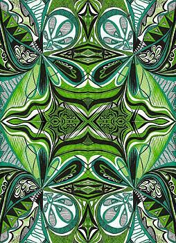 Samar Asamoah - African Green3