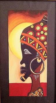 Africano 2 by Zainab Elmakawy