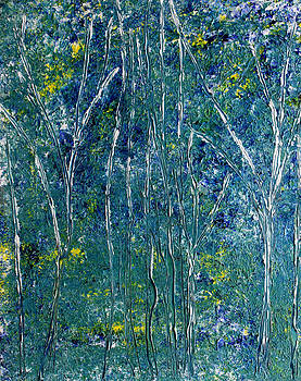 After Monet by Dolores  Deal