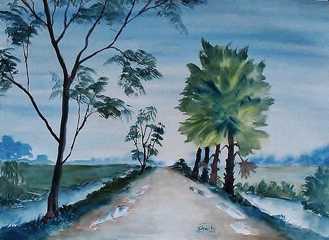 After Rain by Shashikanta Parida