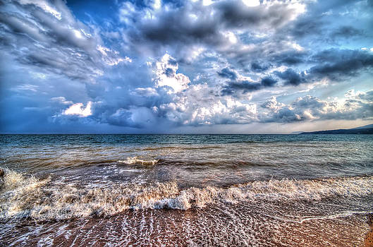 After the storm by Stamatis Gr