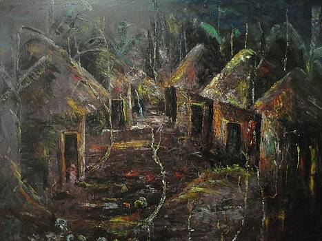 After the War by Yenaye  Rene Mkerka