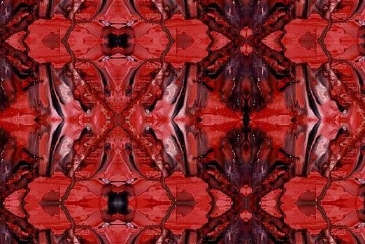 Afterglow pattern by Dan Cope