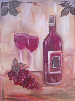 Afternoon Delight by Arlene Gibbs