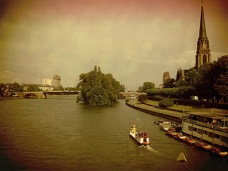 Afternoon in Frankfurt by Loud Waterfall Photography Chelsea Sullens