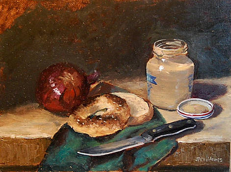 J P Childress - Afternoon Snack