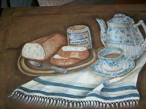 Afternoon Tea by Fran Haas