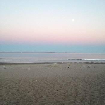 Afterwork Beaching by Megan Mcnutt