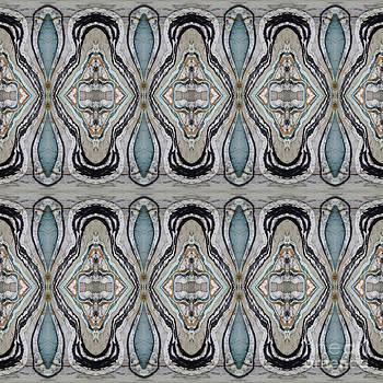 Sue Duda - Agate-38E border tiled