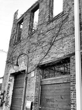 Aged Downtown... by Melody McCoy