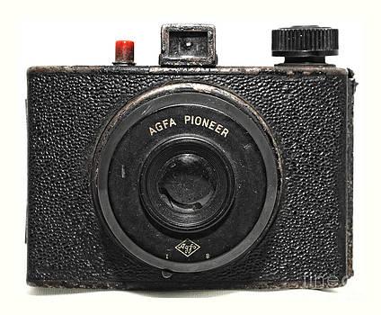 Kathleen K Parker - AGFA Pioneer Vintage Camera