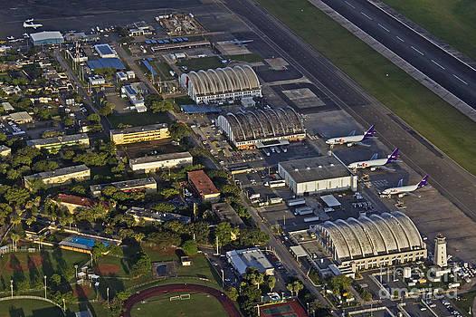 Aguadilla Airport by Felix Bahamonde