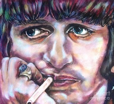 Ahhhh Ringo by Misty Smith