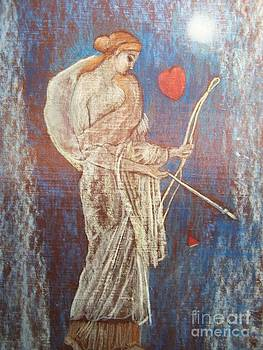 Aim To My Hearth by Geraldine Liquidano