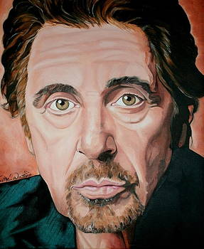 Al Pacino by Timothe Winstead