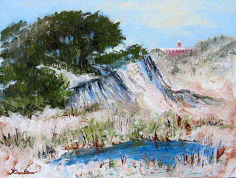 Alabama Dunes by Georgene Carlton