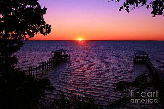 Alabama Sunset by A Skulskie