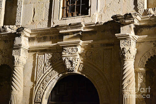 Alamo Detail by Stacey Rapp