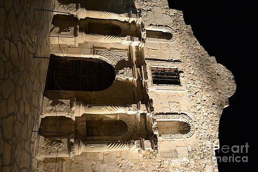 Alamo Front Door by Stacey Rapp