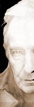 Alan Rickman Portrait by Susan  Solak