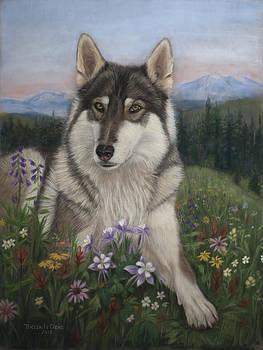 Alaska by Teresa LeClerc