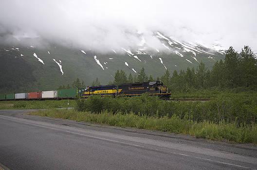 Alaskan Freight by Steven Colella