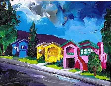 Albany Stuccos by Rob M Harper