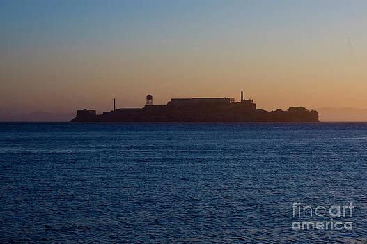 Tim Mulina - Alcatraz Sunrise 1
