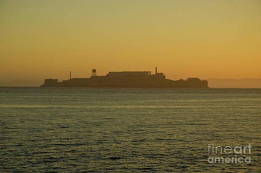 Tim Mulina - Alcatraz Sunrise 2