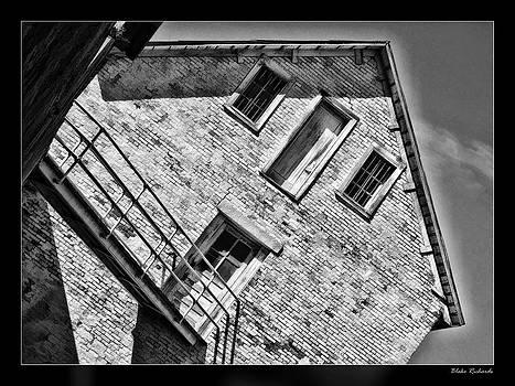 Blake Richards - Alcatraz White Building
