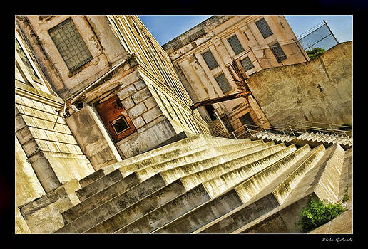 Blake Richards - Alcatraz Yard Steps