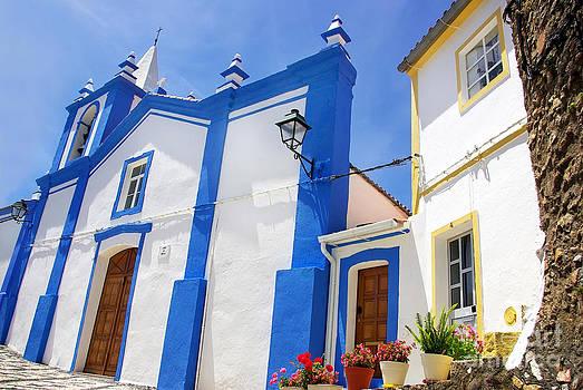 Alegrete village Portugal.  by Inacio Pires