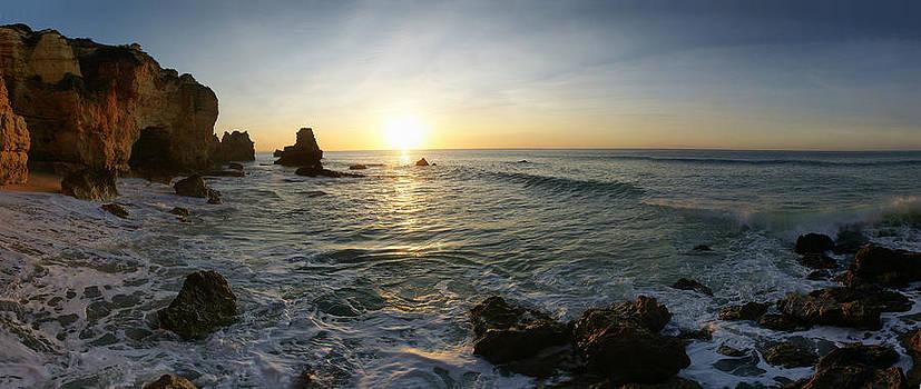 Algarve Beach by Erik Tanghe